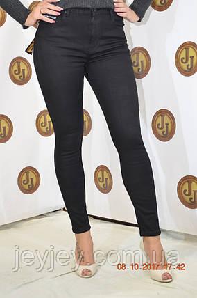 2c60c9c0628 Женские утепленные черные джинсы на флисе американка New Jeans ...