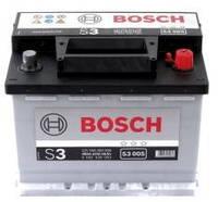 Аккумулятор Bosch 56 Ач Правый + ( обратной полярности) 480А