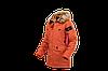 Оригинальная мужская куртка аляска AIRBOSS Snorkel Parka 171000133223 (оранжевая)