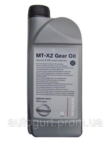 Nissan MT-XZ Gear Oil Sport 75W85 (1 л.)