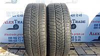 Зимние шины БУ пара R17 235/55 Pirelli Sottozero 3