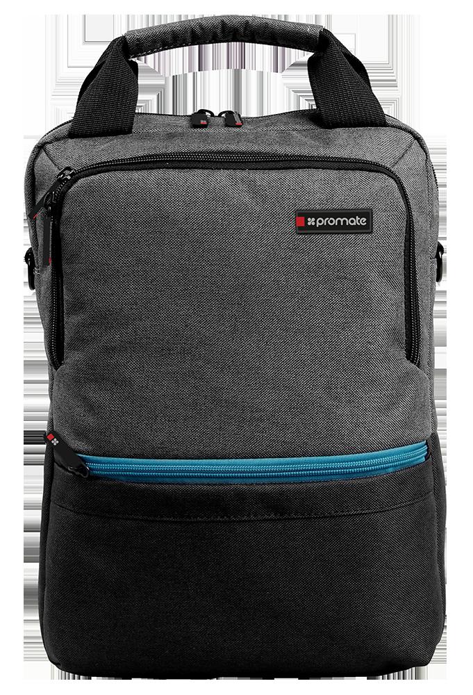 """Сумка для ноутбука Promate Ascend-HB 13.3"""" Grey"""