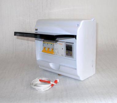 """Автоматика GAZDA G105-3-15 релейная """"Классика"""" для 3-фазных систем до 15 кВт, фото 2"""