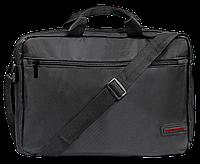 """Сумка для ноутбука Promate Gear-MB 15.6"""" Black"""