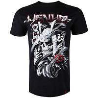 Футболка Venum Samurai Skull T-Shirt Black 03118-001