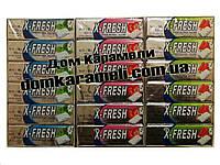 Жевательная резинка X-Fresh 24 шт (Турция)