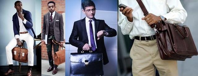 Стильные мужские портфели фото