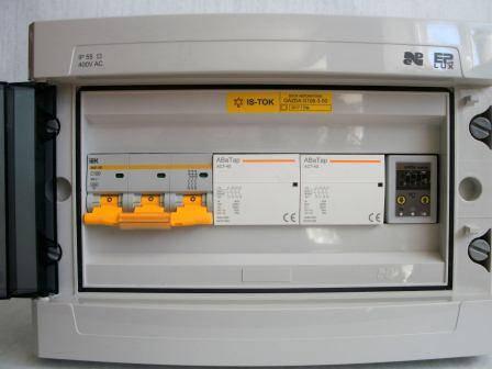 """Автоматика GAZDA G105-3-50 релейная """"Классика"""" для 3-фазных систем до 50 кВт, фото 2"""