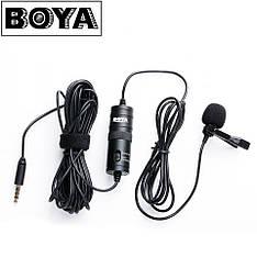 Петличний мікрофон Boya BY-M1