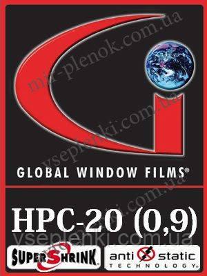 Автомобильная тонировочная пленка Global HPC 20 шириной 91 см
