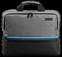 """Сумка для ноутбука Promate Ascend-MB 15.6"""" Grey"""
