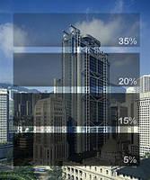 Архитектурная Зеркальная пленка Sun Control R Green 10