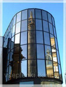 Архитектурная Зеркальная пленка Sun Control R Silver 20