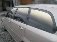 Тонировочная автомобильная пленка Sun Control Silver Gradation ( тюнинг пленка Серебряный переходник )