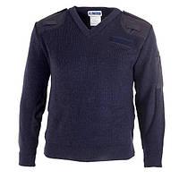 Оригинальный шерстяной свитер полицейского Великобритании.