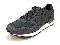 Кроссовки мужские  Nike   замшевые серые (р.41,43,45,46)