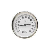 Термометр биметаллический 63/50 Watts