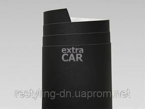 Матовая черная текстурированная пленка KPMF