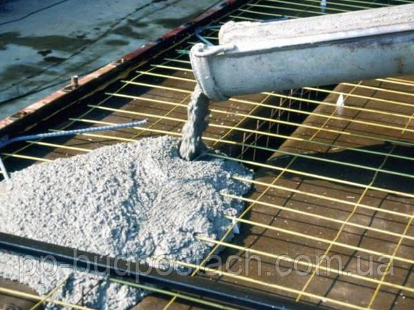 Как приготовить бетон