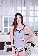 "Женская пижама ""Собачки"", фото 1"