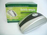 Прибор для экономии электроэнергии энергосберегающий прибор экономитель Electricity – saving box SD-001 купить