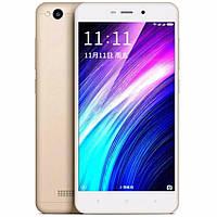 """Смартфон Xiaomi Redmi 4A 2/16GB Gold золото (2SIM) 5"""" 2/16GB 5/13Мп 3G 4G оригинал Гарантия!"""