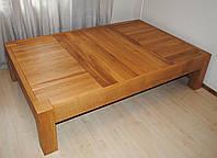 Кан деревянный большой, восточный стиль