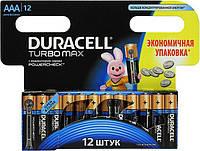 Батарейка DURACELL Turbo MAX AAA/LR03  (С12)