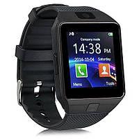 Умные часы. Смарт часы Smart Watch DZ09 для Android и iOS. Хорошее качество. Доступная цена. Код: КГ2220
