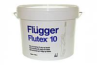 Водоэмульсионная краска для стен и потолков Flugger Flutex 10, 10 л