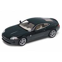 Jaguar Xk Coupe сборная модель Welly.