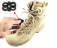 Держатель шнурков тип 1 пластик SKU0000859