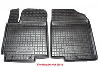 Передние полиуретановые коврики для Hyundai Santa Fe grand 7м с 2014-