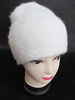 Ангоровые женские шапки на зиму купить, фото 1
