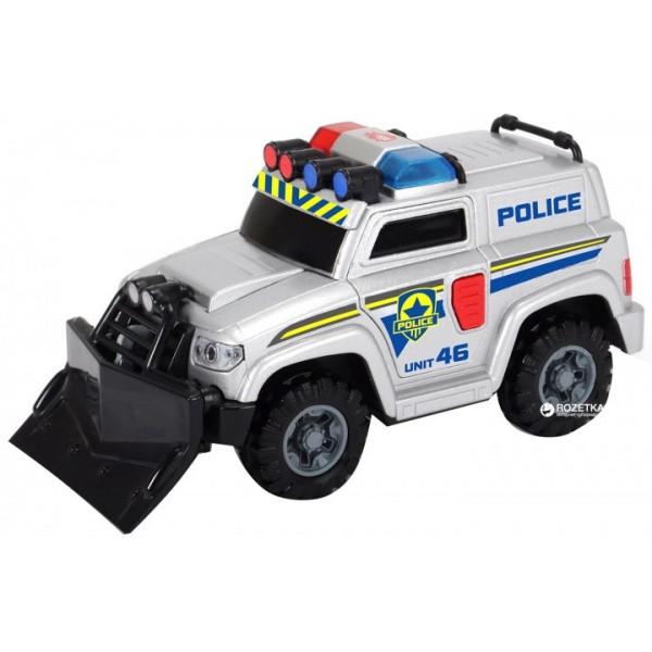 Функциональное авто Полиция со щитом со световымми и звуковыми эффектами 15 см 3302001