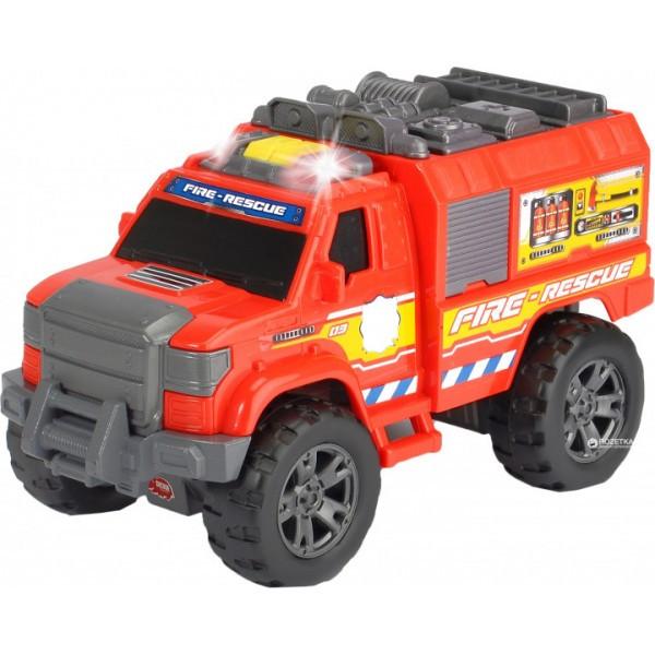Функциональное авто Пожарная служба с звуковыми и световыми эффектами 20 см 3304010