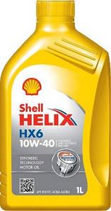 Shell Helix HX6 10W40 (1 л.)
