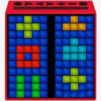 Портативная акустика Divoom TimeBox Red
