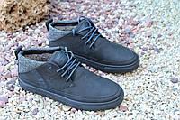 Стильные мужские ботинки Falcon натур кожа