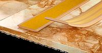 Антискользящая резиновая накладка плоская самоклеющаяся