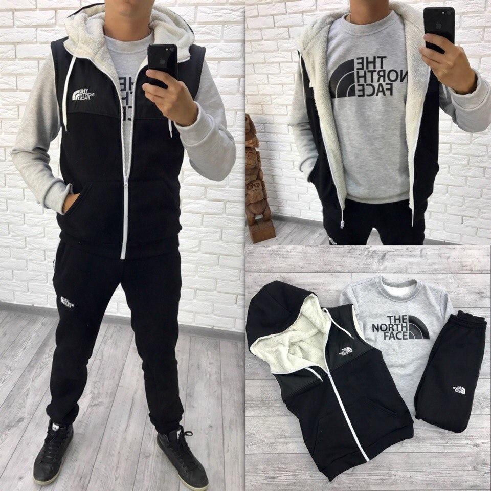 65d01162a620 Очень теплый мужской спортивный костюм: продажа, цена в Одессе. спортивные  ...