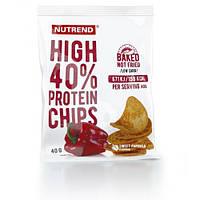 Высокобелковые чипсы High Protein Chips (6 х 40 г) Nutrend