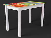 Стол деревянный MyTable-Maya белый (Comfy Home TM)