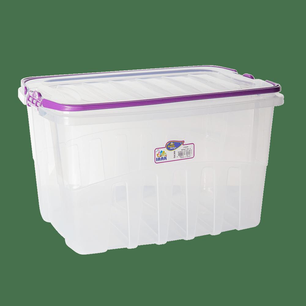 Контейнер для пикника Irak Plastik 17л прозрачный
