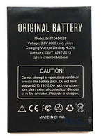Аккумулятор (батарея) Doogee x5 Max / x5 Max pro (4000 mAh)
