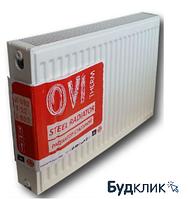 Стальной панельный радиатор 22К 500*1600 OVI (Украина)