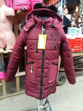 Зимняя курточка для девочки DISNEY, фото 2