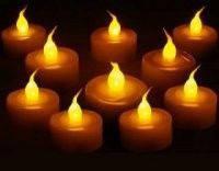 Светодиодная свеча в упаковке 24 шт (цена за упаковку)