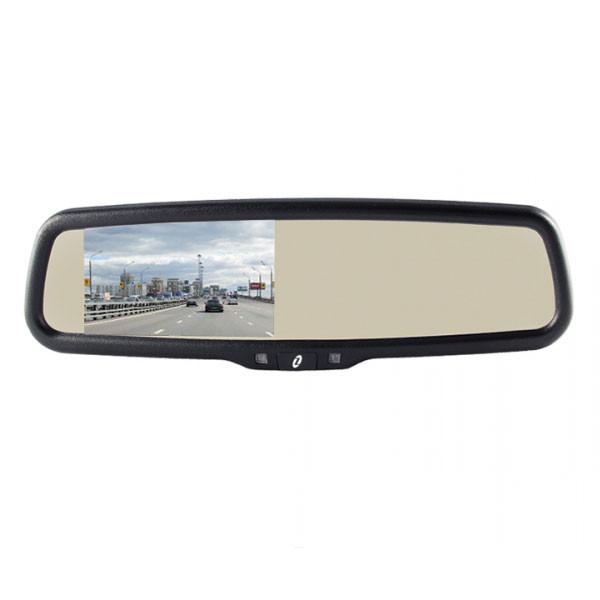 Gazer MUR5110 зеркало заднего вида с монитором и видеорегистратором