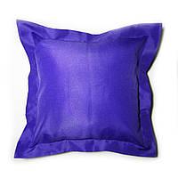 Подушка декоративная 40х40см. Фиолет декор.